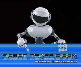 Robot Traffic-Real Website Traffic on Auto-Pilot